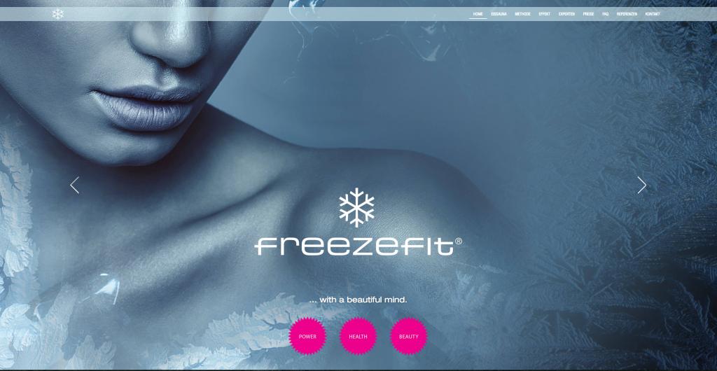 Freezefit Eissauna München