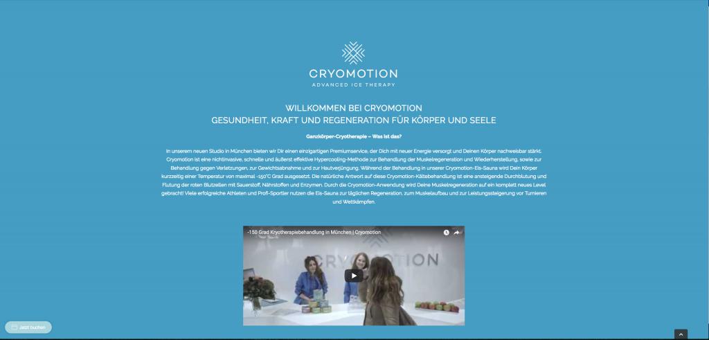 CryoMotion München