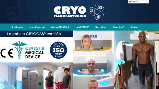 Cryo Manufacturing – Cryocab