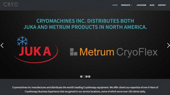 Juka – Cryomachines