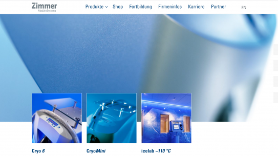 Zimmer Medizinsysteme ICELAB