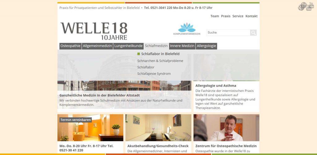 Welle 18 Bielefeld