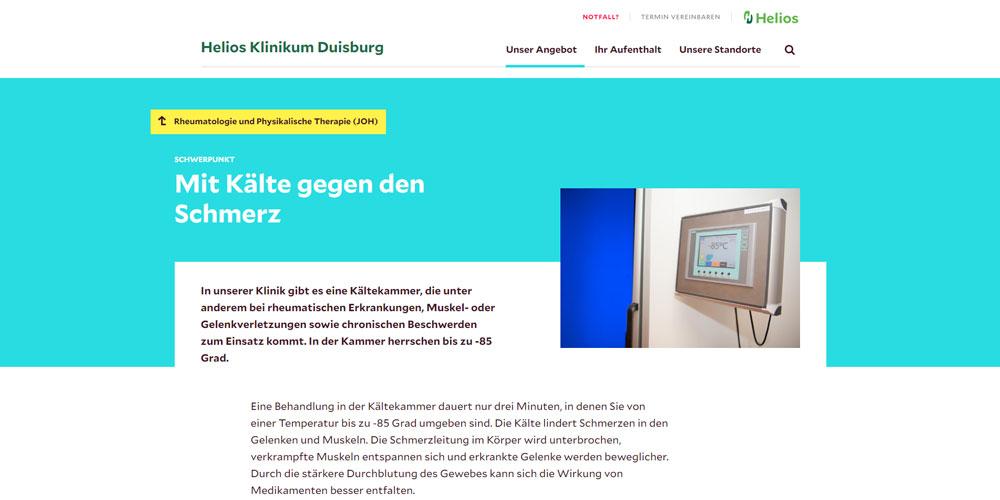 Helios Klinikum Duisburg