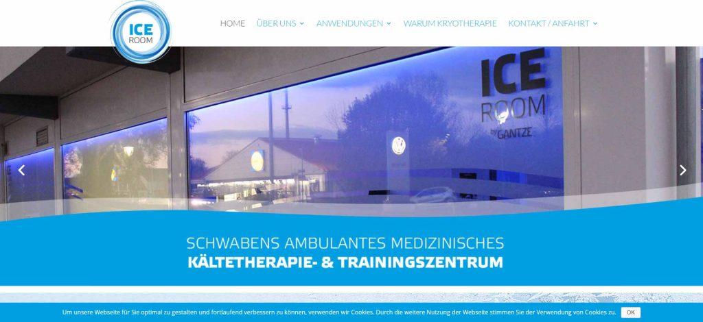 Ice Room Wertingen