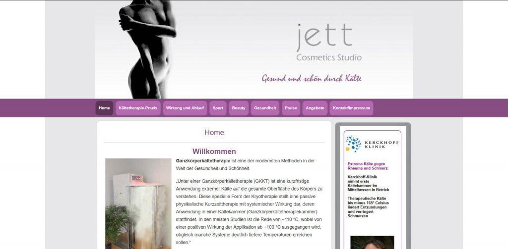Jett Cosmetics Studio