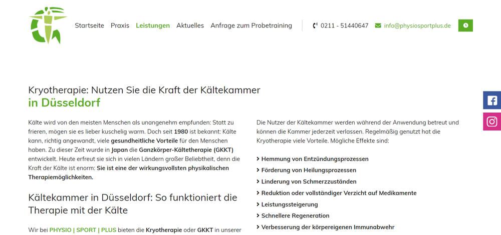 PhisoSportPlus Düsseldorf