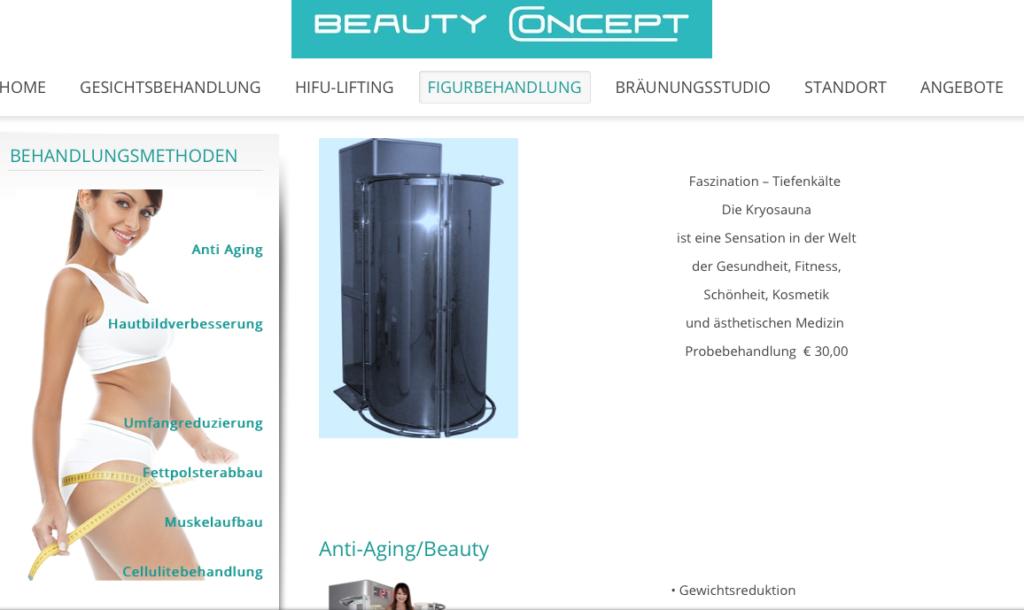 Beauty Concept Weinheim