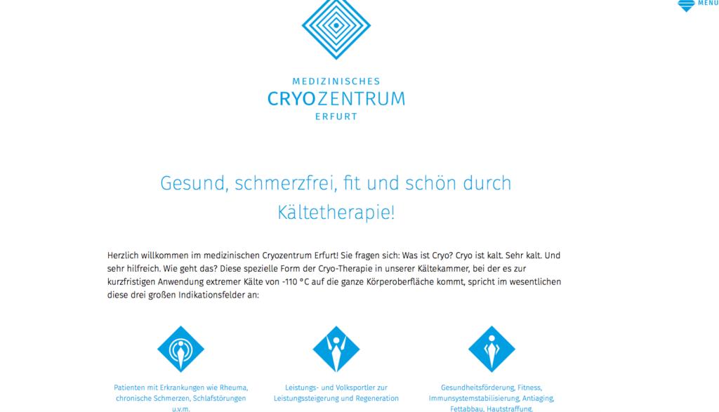 Cryozentrum Erfurt