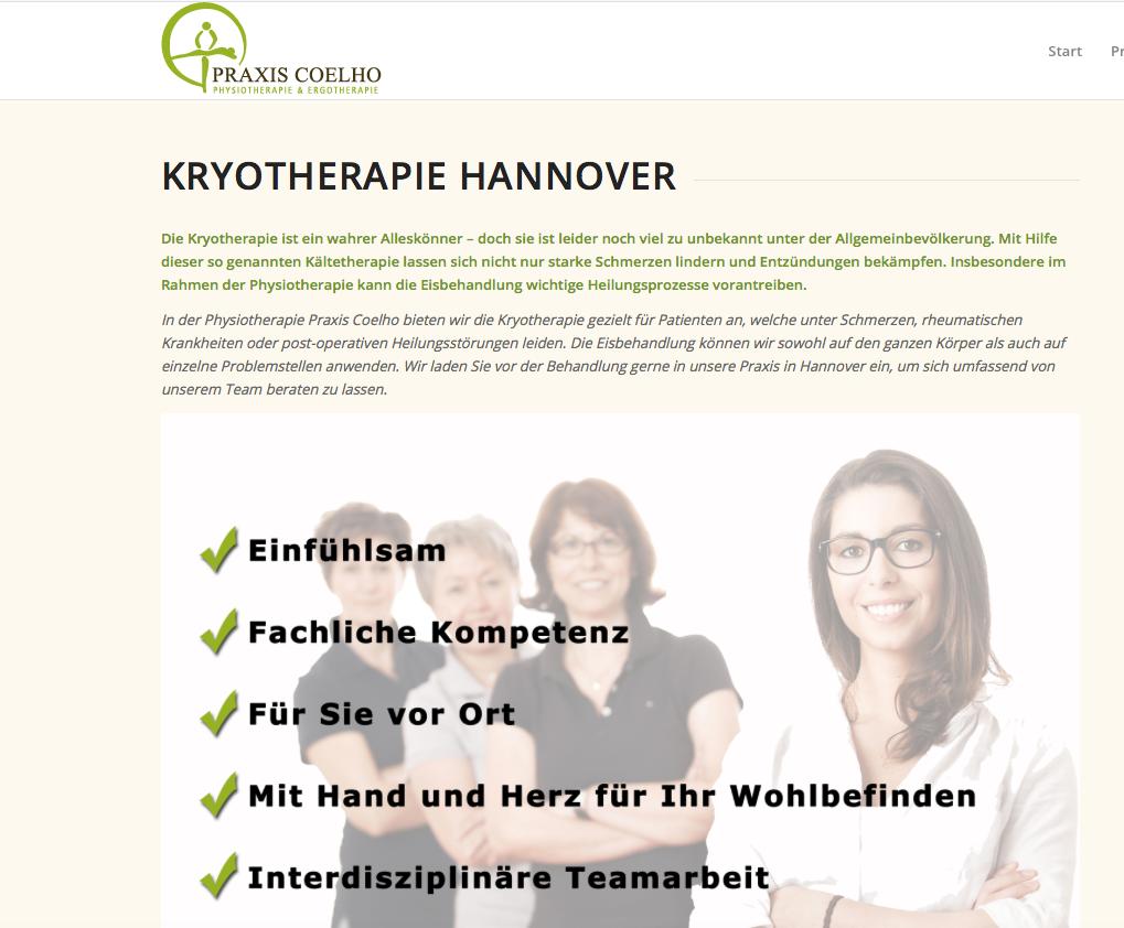 Coelho Praxis Hannover