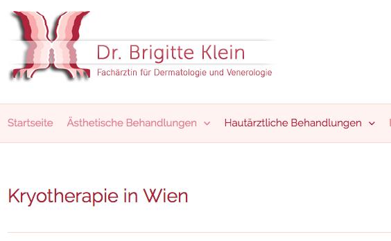 Dr. Brigitte Klein Wien