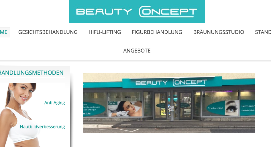 Beauty Concept Weinheim